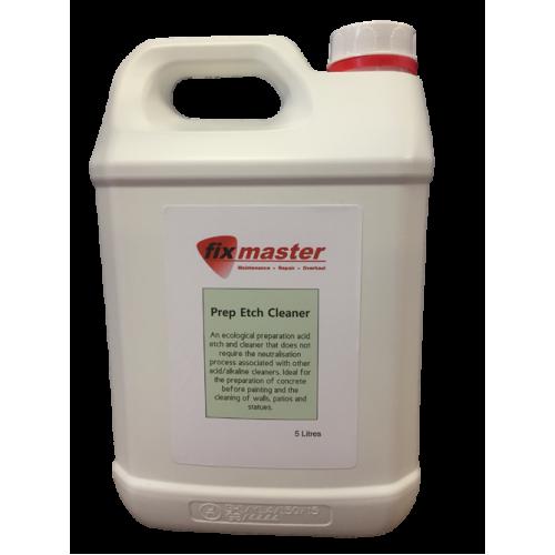 Acid etch cleaner fixmaster for Alkaline concrete cleaner