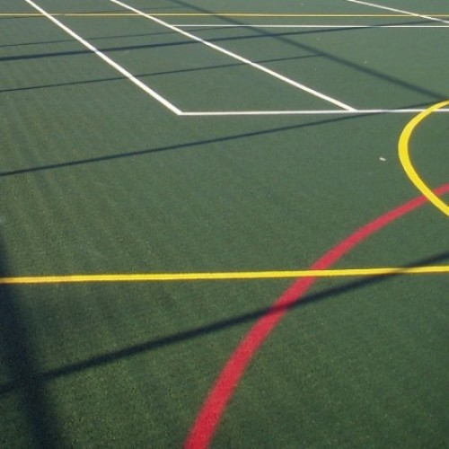 Surface Paint For Tennis Floor