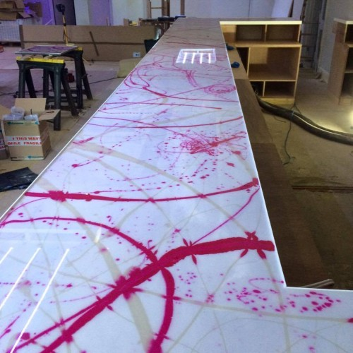 Clear Epoxy Coating Resin For Table Tops Amp Bar Tops