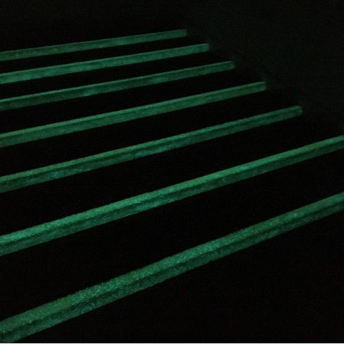 virtually indestructible Eli-Safe Step Covers GRP anti-slip tread and nosing