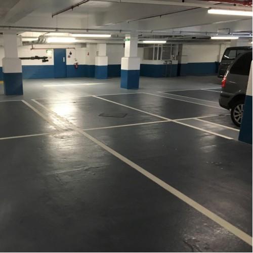 Epoxy Garage Floor Paint Epoxy Coat 100 High Build