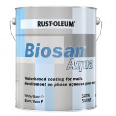 Rust-Oleum Biosan Aqua White 5L