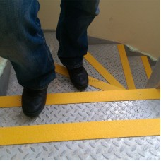 Safety Edge GRP Anti-Slip Stair nosing